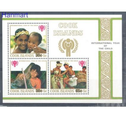 Wyspy Cooka 1979 Mi bl 91 Czyste **