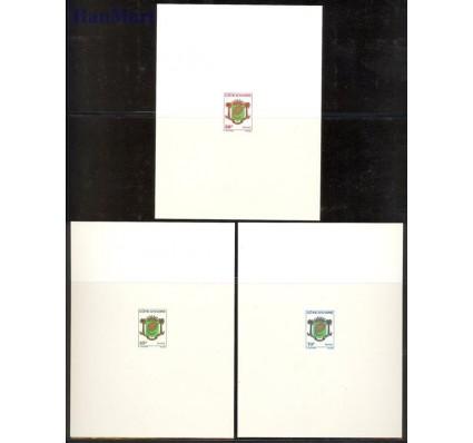 Wybrzeże Kości Słoniowej 1976 Mi 479-481 Czyste **