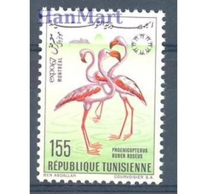 Znaczek Tunezja 1967 Mi 674 Czyste **