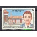 Kuba 1987 Mi 3115 Czyste **