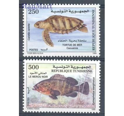 Znaczek Tunezja 1999 Mi 1435-1436 Czyste **