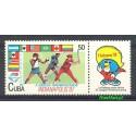 Kuba 1987 Mi 3116 Czyste **