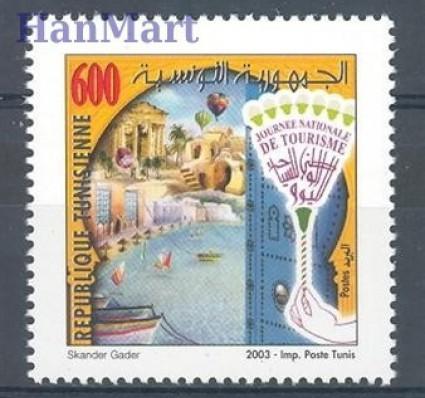 Znaczek Tunezja 2003 Mi 1561 Czyste **