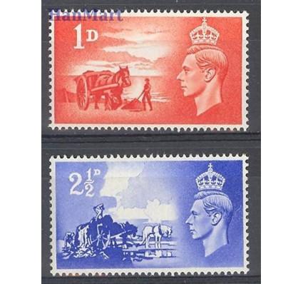 Znaczek Wielka Brytania 1948 Mi 235-236 Czyste **