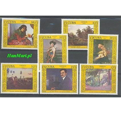 Znaczek Kuba 1988 Mi 3149-3155 Czyste **