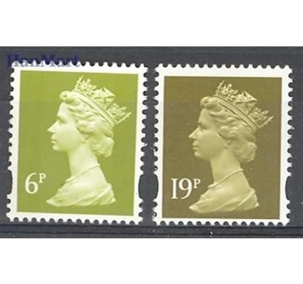 Wielka Brytania 1994 Mi 1527-1528 Czyste **