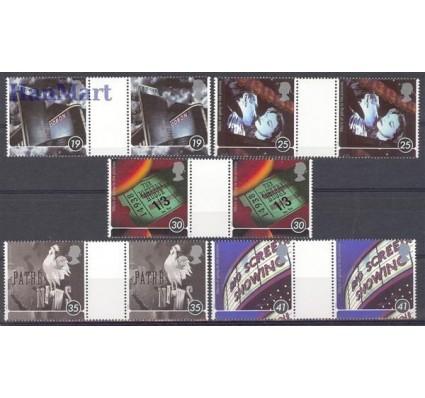Wielka Brytania 1996 Mi 1620-1624 Czyste **