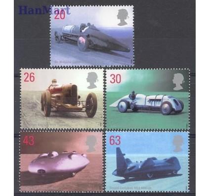 Znaczek Wielka Brytania 1998 Mi 1767-1771C Czyste **
