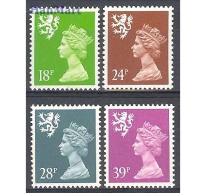 Wielka Brytania 1991 Mi SKO61-64C Czyste **