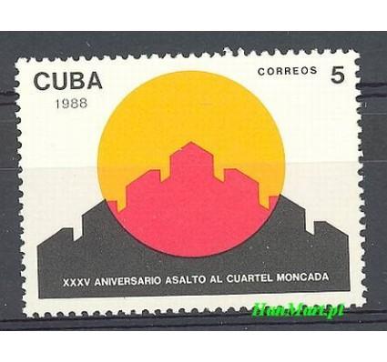 Znaczek Kuba 1988 Mi 3217 Czyste **