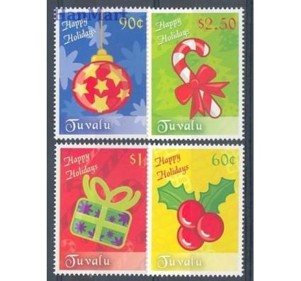 Tuvalu 2008 Mi 1486-1489 Czyste **