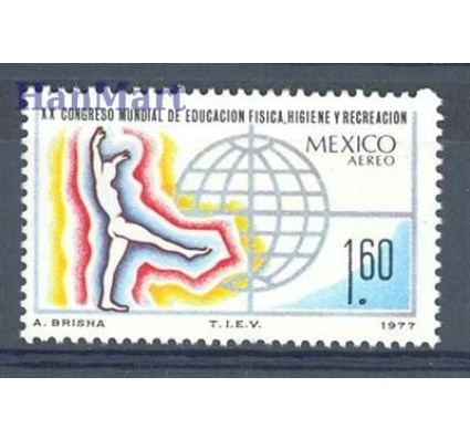 Meksyk 1977 Mi 1567 Czyste **
