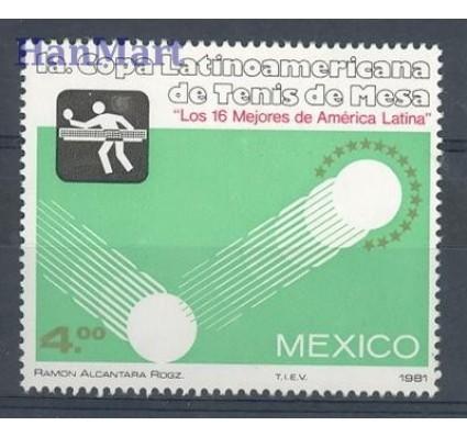 Meksyk 1981 Mi 1739 Czyste **
