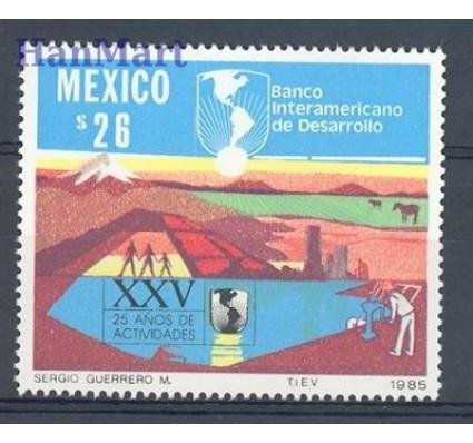 Znaczek Meksyk 1985 Mi 1955 Czyste **