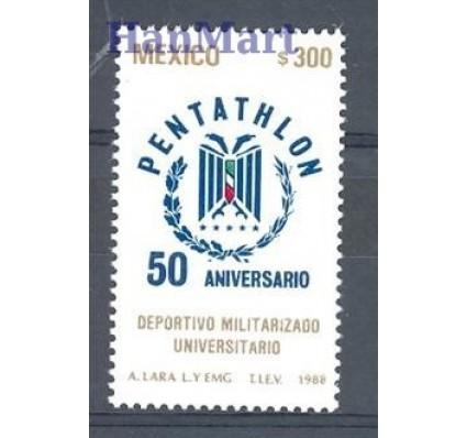 Meksyk 1988 Mi 2088 Czyste **