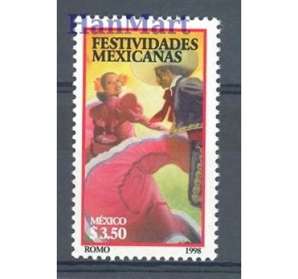 Znaczek Meksyk 1998 Mi 2685 Czyste **