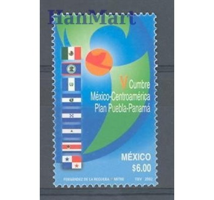 Meksyk 2002 Mi 2994 Czyste **