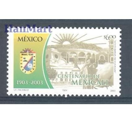 Znaczek Meksyk 2003 Mi 3021 Czyste **