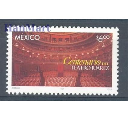 Meksyk 2003 Mi 3039 Czyste **