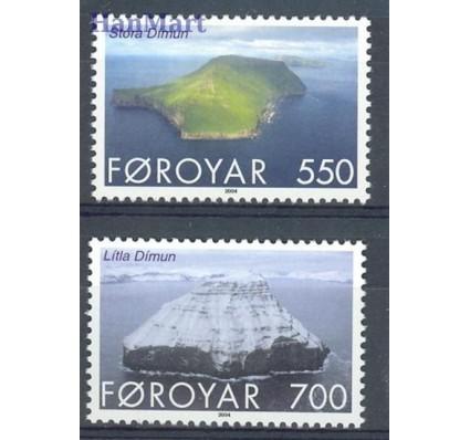 Wyspy Owcze 2004 Mi 483-484 Czyste **