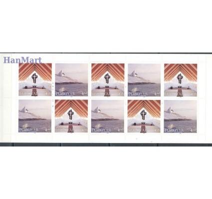 Wyspy Owcze 1998 Mi mh 16 Czyste **