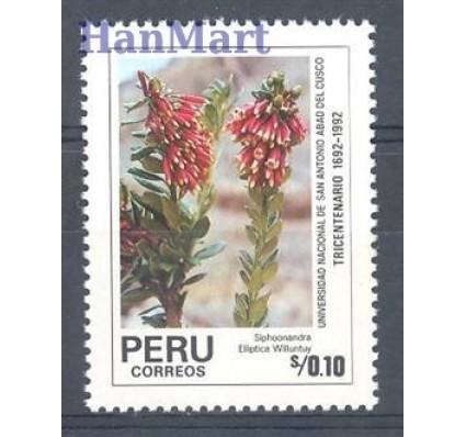 Znaczek Peru 1991 Mi 1449 Czyste **