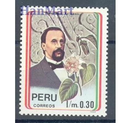 Znaczek Peru 1992 Mi 1461 Czyste **