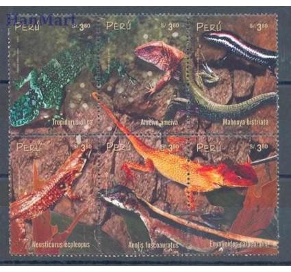 Peru 2000 Mi 1746-1751 Czyste **