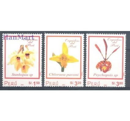 Peru 2002 Mi 1801-1803 Czyste **