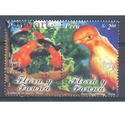 Peru 2003 Mi 1856-1857 Czyste **
