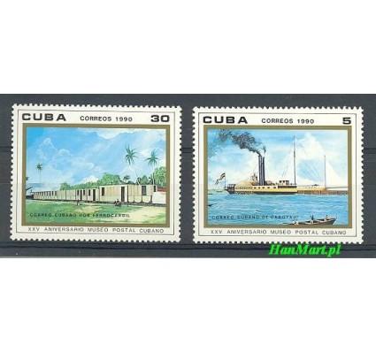 Znaczek Kuba 1990 Mi 3353-3354 Czyste **
