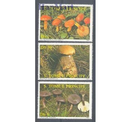 Wyspy Św. Tomasza i Książęca 1987 Mi 1013-1015 Czyste **