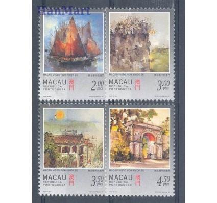 Znaczek Makau 1997 Mi 899-902 Czyste **