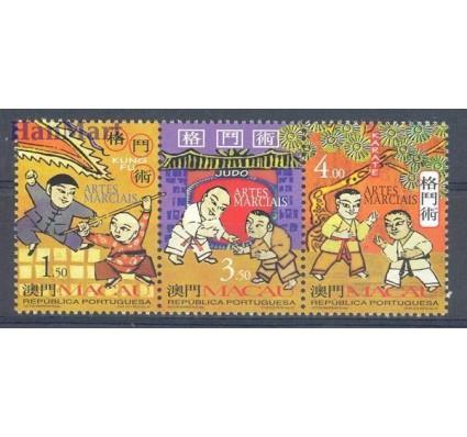 Znaczek Makau 1997 Mi 943-945 Czyste **