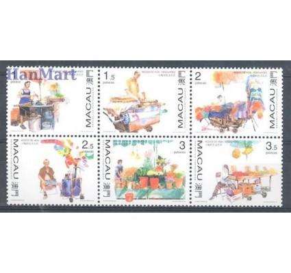 Makau 1998 Mi 948-953 Czyste **