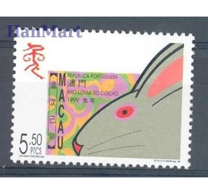 Makau 1999 Mi 1002 Czyste **