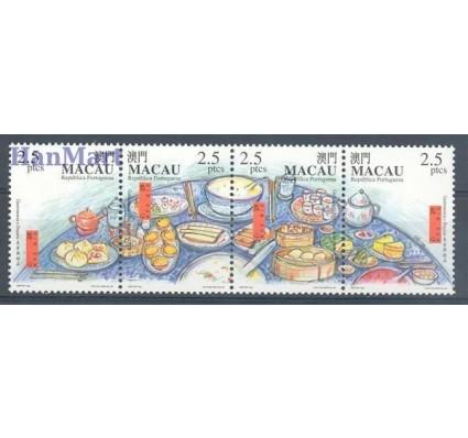Makau 1999 Mi 1042-1045 Czyste **