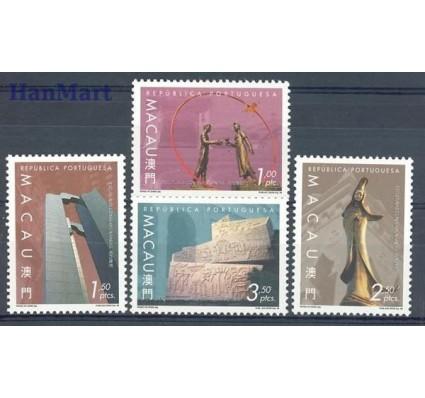 Makau 1999 Mi 1047-1050 Czyste **