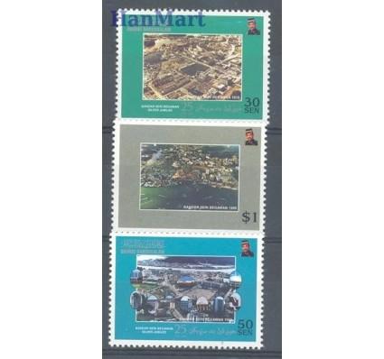 Znaczek Brunei 1994 Mi 490-492 Czyste **