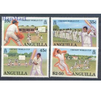 Anguilla 1987 Mi 763-766 Czyste **