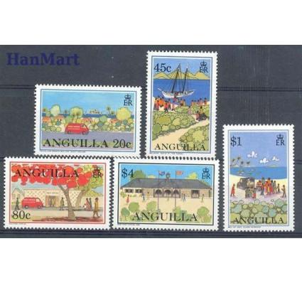 Znaczek Anguilla 1994 Mi 919-923 Czyste **