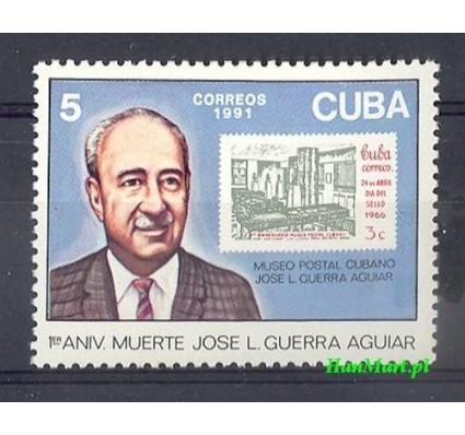 Znaczek Kuba 1991 Mi 3458 Czyste **
