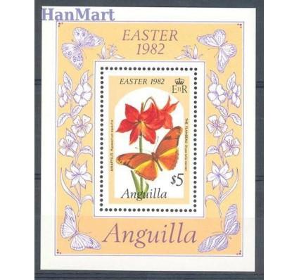 Znaczek Anguilla 1982 Mi bl 41 Czyste **