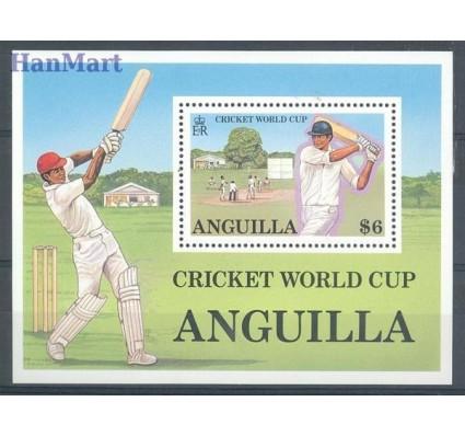 Anguilla 1987 Mi bl 77 Czyste **