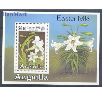 Znaczek Anguilla 1988 Mi bl 79 Czyste **
