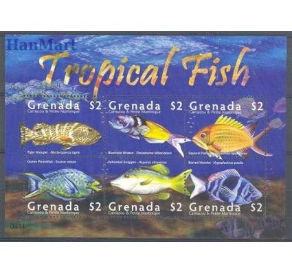 Grenada / Carriacou i Petite Martinique 2008 Mi 4466-4471 Czyste **