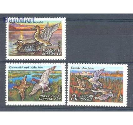 Rosja 1992 Mi 254-256 Czyste **