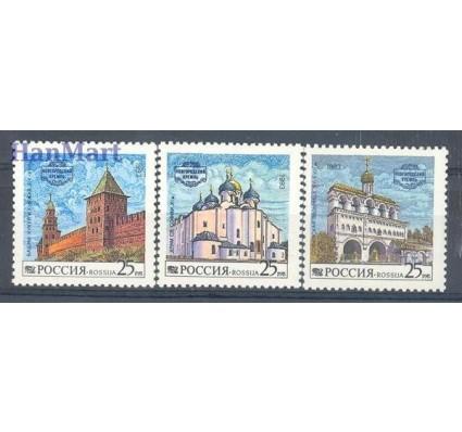 Rosja 1993 Mi 315-317 Czyste **