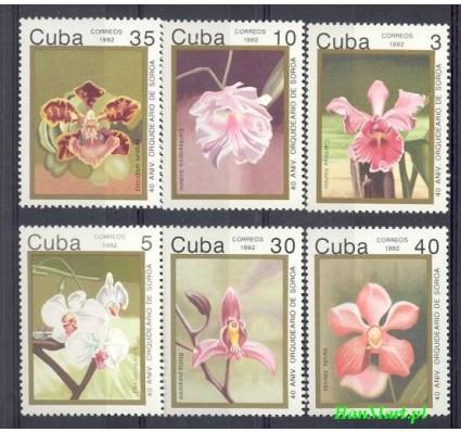Znaczek Kuba 1992 Mi 3583-3588 Czyste **