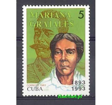 Znaczek Kuba 1993 Mi 3717 Czyste **